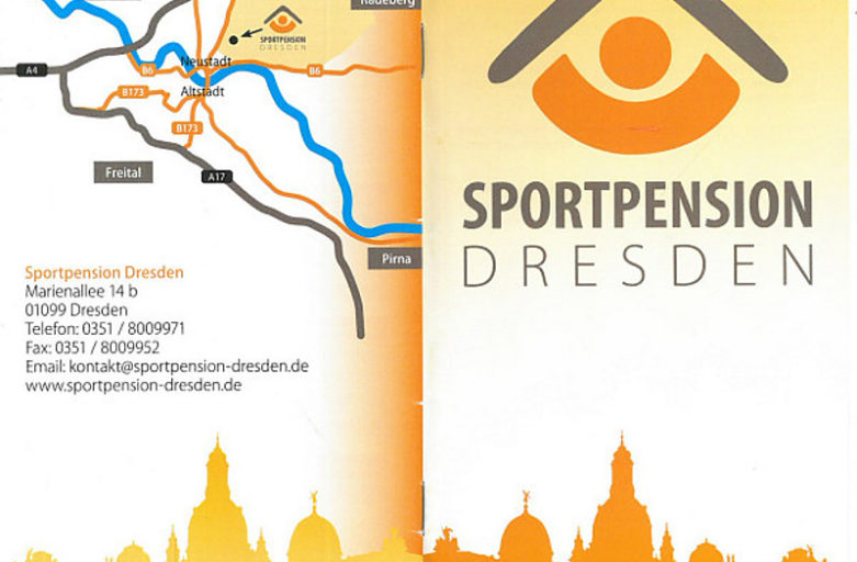 Stadtrand: Sportpension Dresden